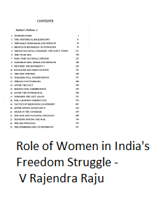 role of women in indians struggle The history of freedom struggle is replete with the saga of sacrifice, bravery, selflessness and political sagacity of women know more about these bold women and their roles.