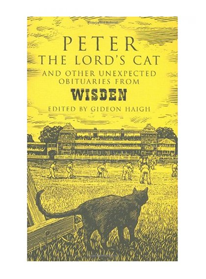 peter the lord's cat