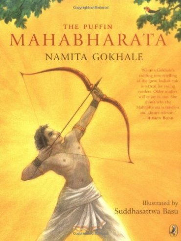 mahabharata - namita gokhale