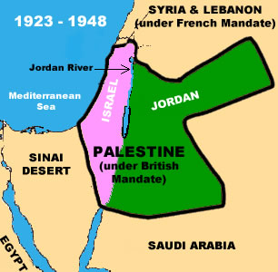 palestine-under-british-mandate