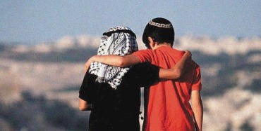 TogethernessJewishPalestinianChild